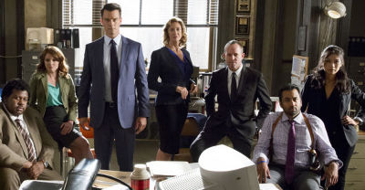Battle Creek cast