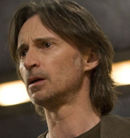 Carlyle as Rush on SGU