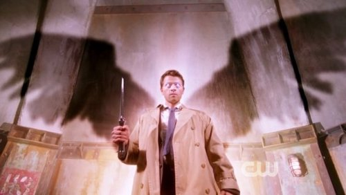"Castiel of ""Supernatural"""
