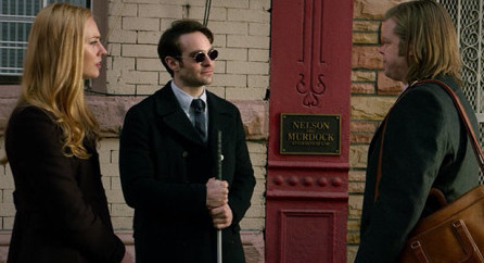 Daredevil's Karen, Mata and Foggy