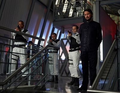 Wil Wheaton on Dark Matter