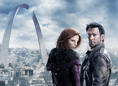 Defiance's Irisa and Nolan