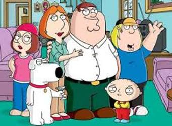 Family Guy Griffins