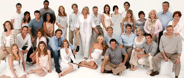 Guiding Light cast