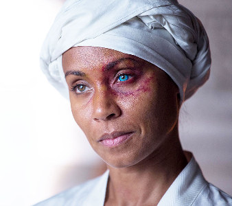 Jada Pinkett Smith (Fish Mooney)