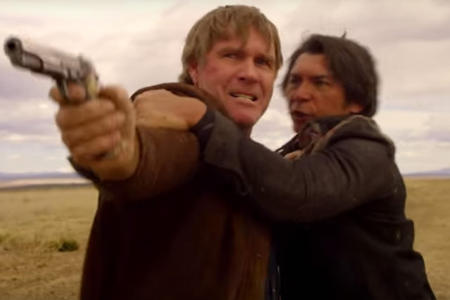 Longmire's Walt and Henry