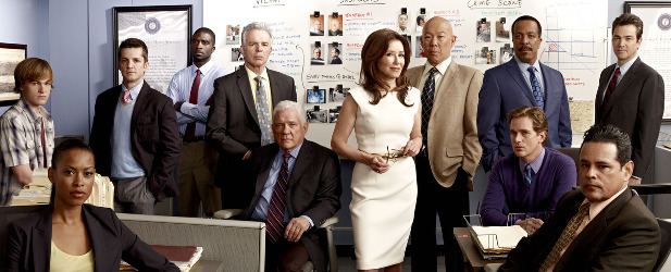Major Crimes cast