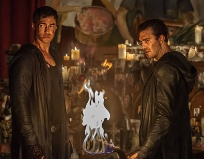Dominion's Michael and Gabriel