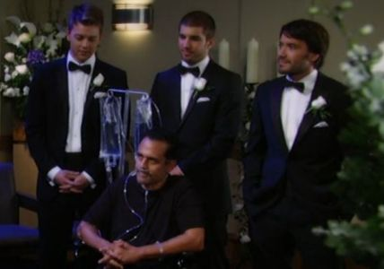 GH's Sonny, Michael, Morgan and Dante