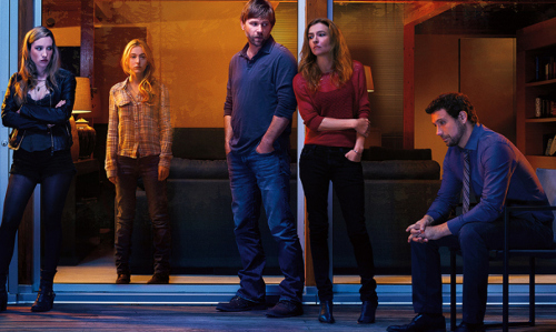 The Returned cast