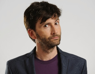 Gorgeous David Tennant