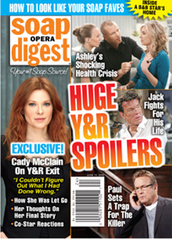 cover this week's Soap Opera Digest