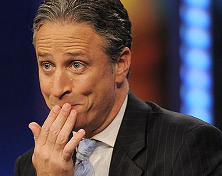Jon Stewart of The Daily Show