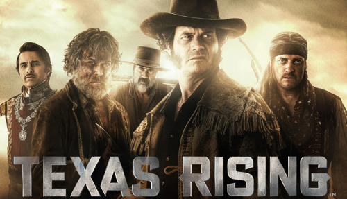 Texas Rising cast poster