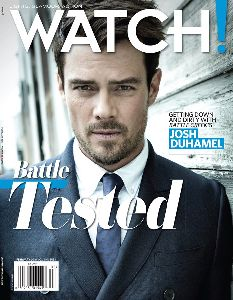 Watch magazine with Duhamel