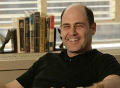 Matthe Weiner, creator of Mad Men