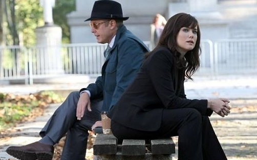 The BlackList on NBC!