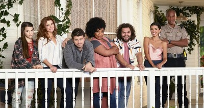 Kevin (Probably) Saves the World cast