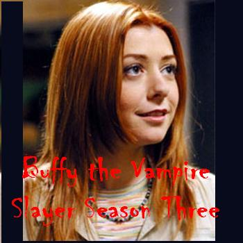 Buffy the Vampire Slayer Season Three picture of Willow
