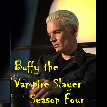 Buffy the Vampire Slayer Season Four photo of Spike