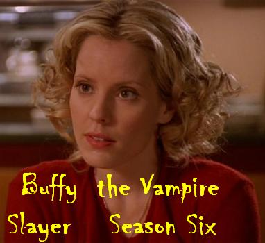 Buffy the Vampire Slayer Season Six photo of Anya