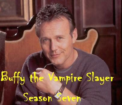 Buffy the Vampire Slayer Season Seven photo of Giles