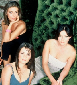 picture of Phoebe, Prue and Piper