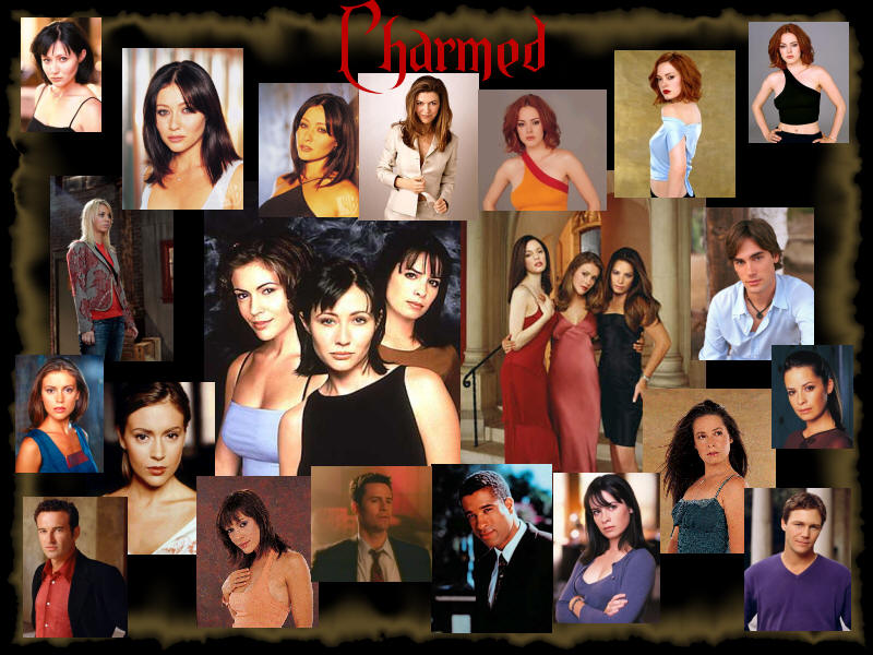 charmed wallpaper. Charmed Wallpapers