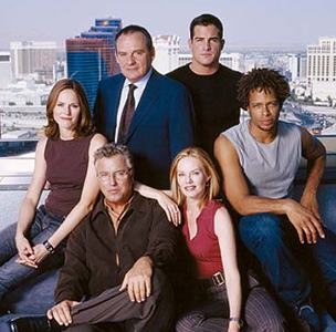 CSI Cast picture