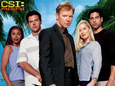 CSI Miami cast pic