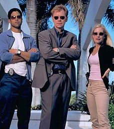 CSI: Miami cast pic