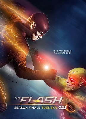 Flash poster