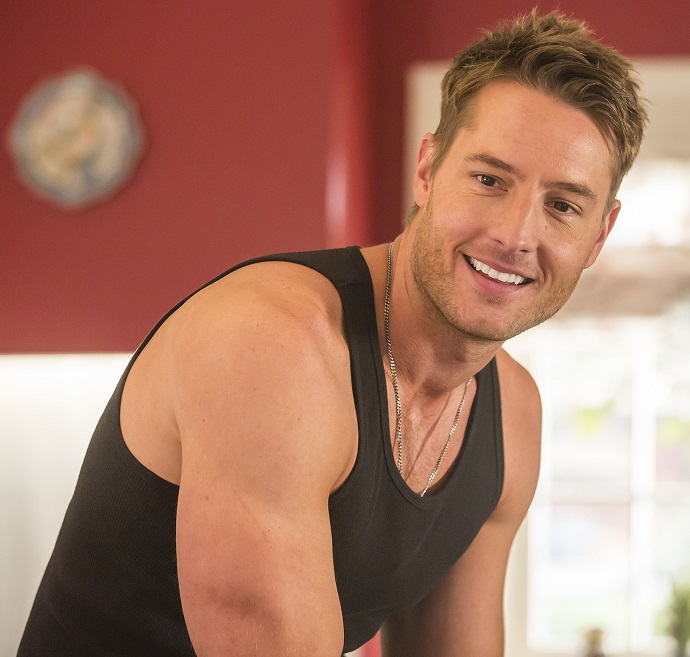 "Justin Hartley on ""This Is Us"""