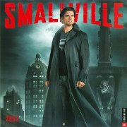 cover of 2013 Smallville calendar