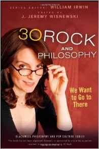 30 Rock book cover