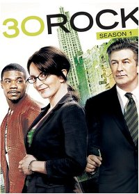 30 Rock season 1 DVD cover