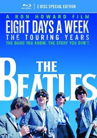 Eight Days A Week - The Touring Years DVD cover