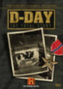 D-Day - Total Story DVD cover