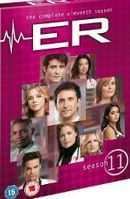 ER eleventh season DVD cover