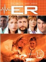 ER season 10 DVD cover