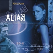 Alias Soundtrack CD cover