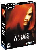 Alias Atari game cover