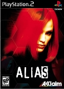Alias Playstation game cover