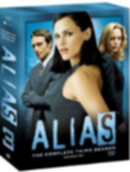 Alias season 3 dvd cover