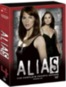 Alias season 4 dvd cover