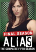 Alias season 5 dvd cover