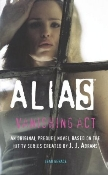 Alias book cover: Vanishing Act