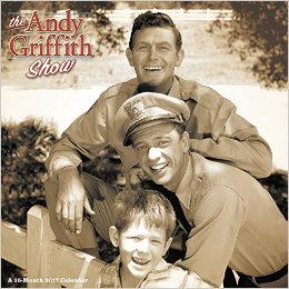 Andy Griffith 2017 Calendar