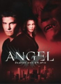 Angel Season One DVD cover