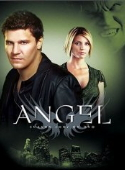 Angel Season Four DVD cover